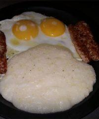 Sizzlin' Steak or Eggs